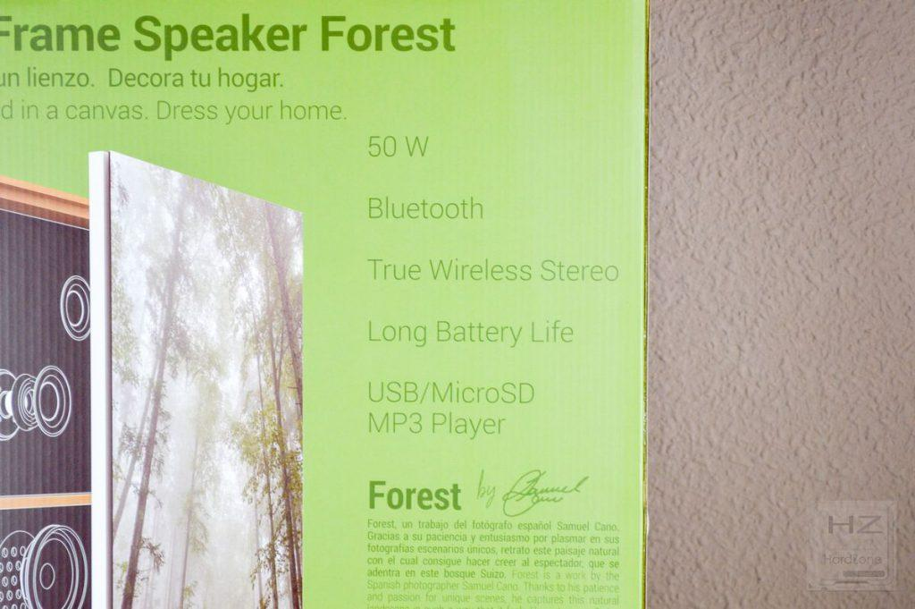 Energy Sistem Frame Speaker Forest - Review 3