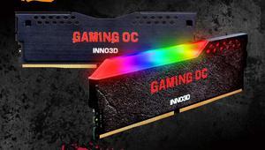 Inno3D Gaming OC AURA: nuevas memorias para overclocking con disipadores RGB
