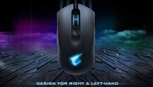 GIGABYTE AORUS M4: nuevo ratón gaming RGB con diseño ambidiestro de gama alta