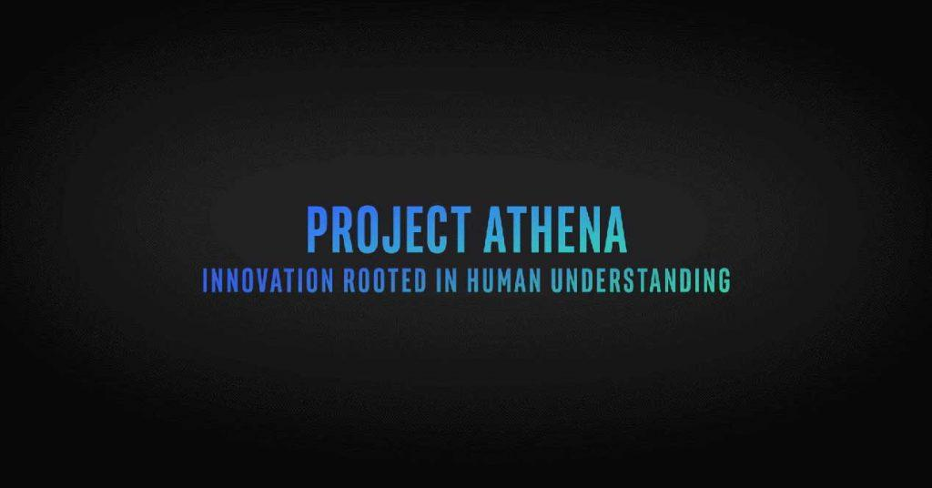 Intel-Project-Athena