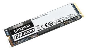 Kingston KC2000: nuevos SSD NVMe de alto rendimiento con hasta 2 TB