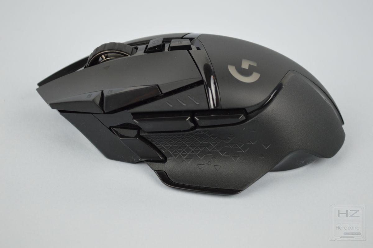 Logitech G502 Lightspeed - Review 14
