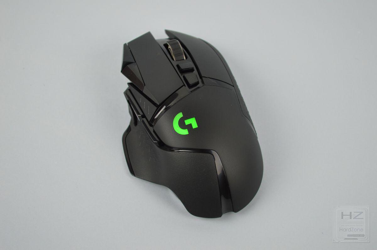 Logitech G502 Lightspeed - Review 23