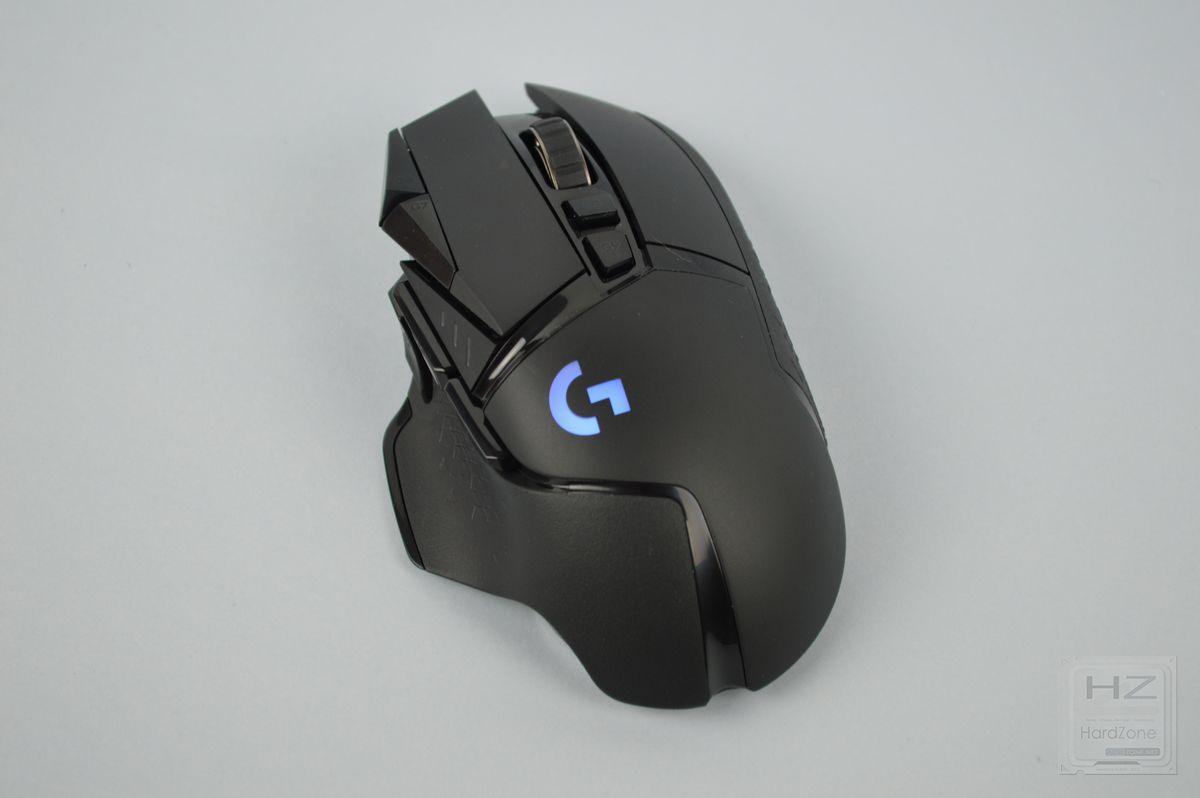 Logitech G502 Lightspeed - Review 24