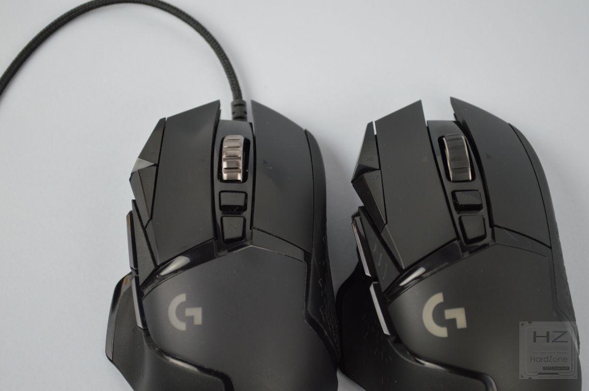 Logitech G502 Lightspeed - Review 28