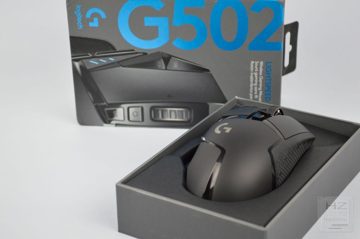 Logitech G502 Lightspeed - Review 5