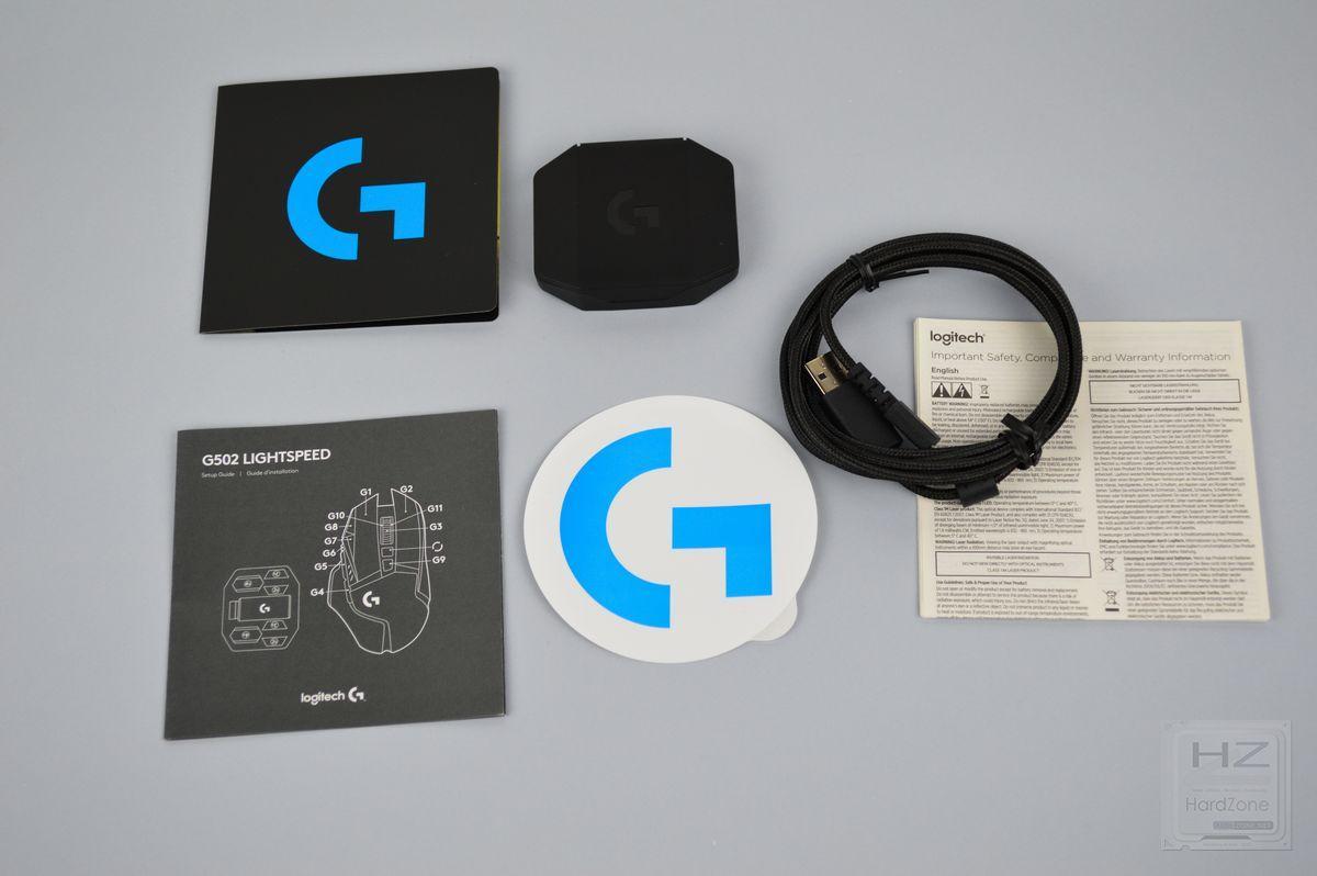 Logitech G502 Lightspeed - Review 6