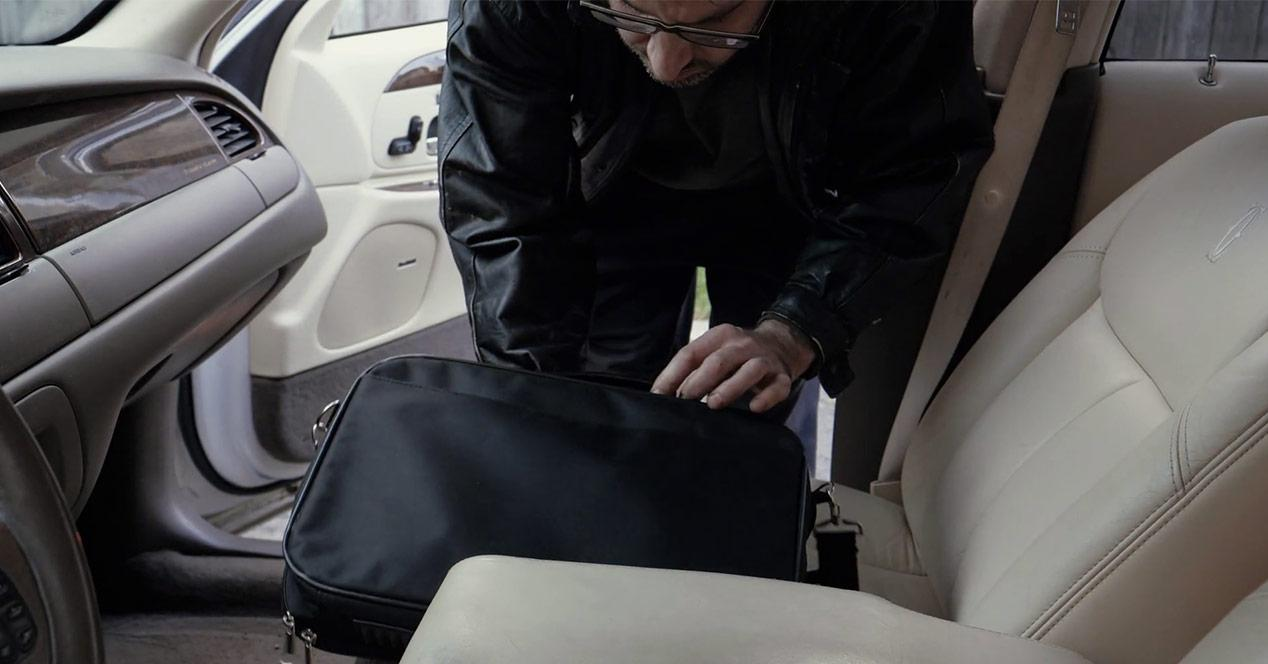 mochilas antirrobo