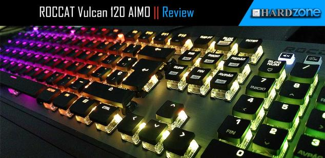 Ver noticia 'ROCCAT Vulcan 120 AIMO, review: su mejor teclado gaming con switch TITAN'
