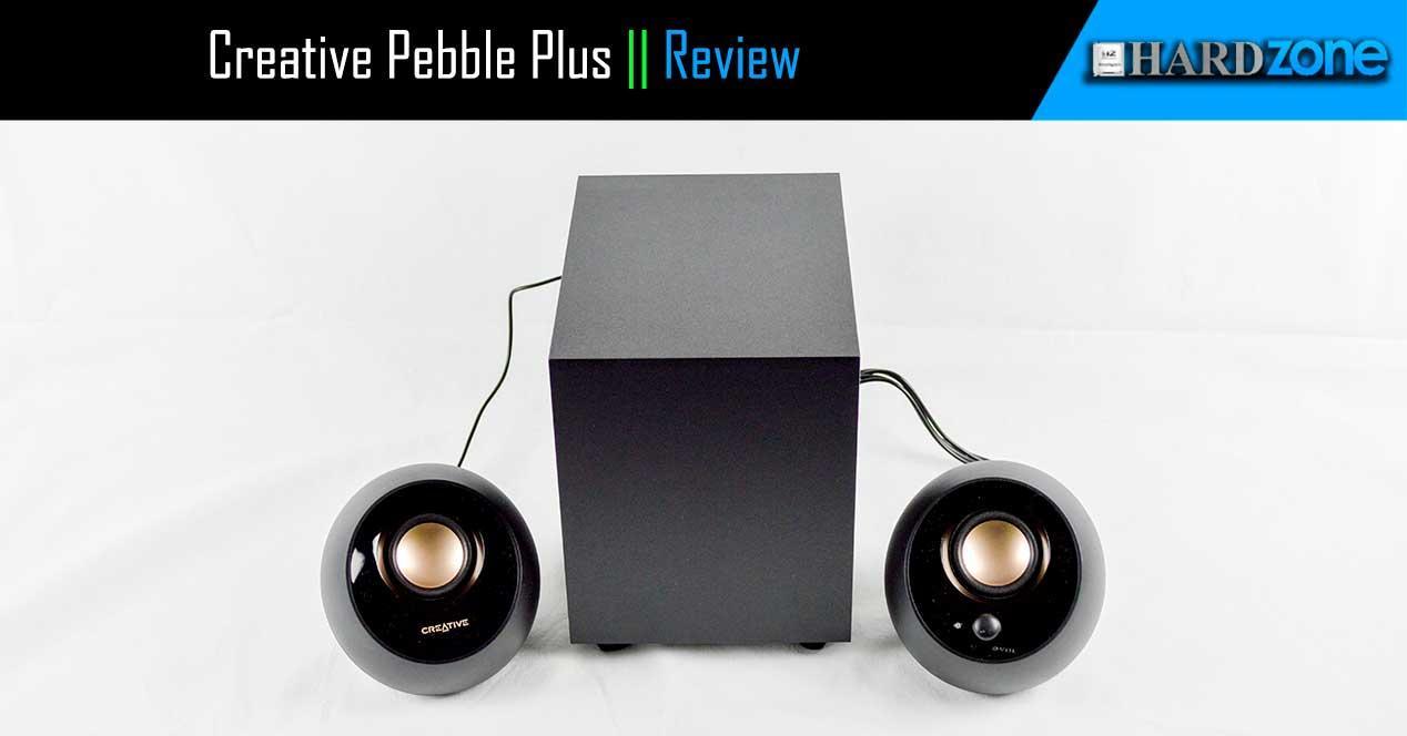 Review Creative Pebble Plus
