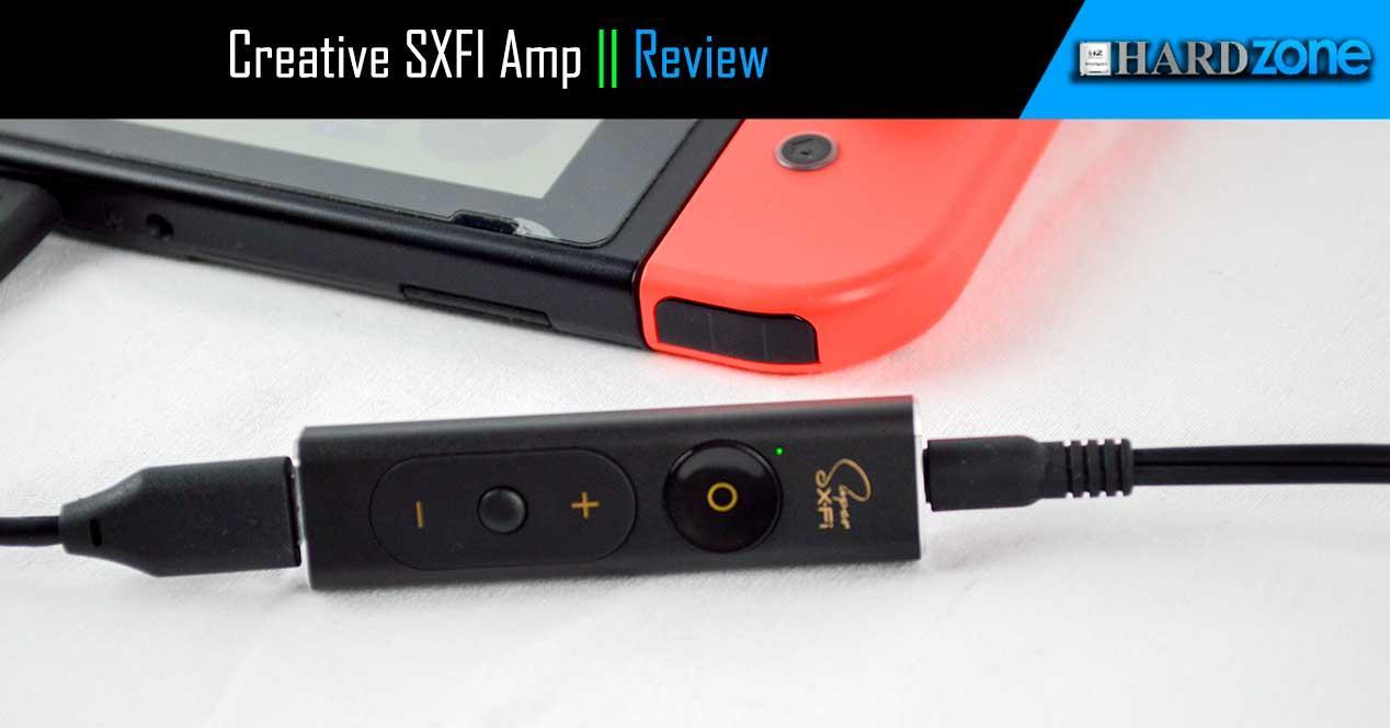 Review Creative SXFI Amp