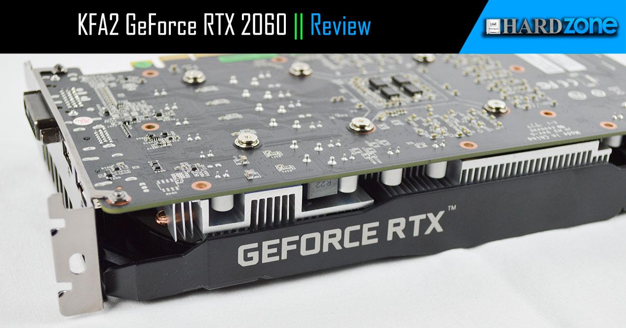Review KFA2 GeForce RTX 2060