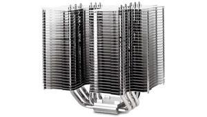 SilverStone HE02-V2: nueva versión del disipador que disipa hasta 95 W de forma pasiva