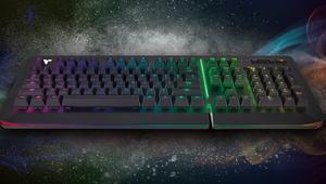 Thermaltake Level 20 RGB Razer Green: nuevo teclado mecánico con Alexa
