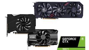 Las 5 mejores NVIDIA GTX 1660 Ti para comprar este verano de 2019