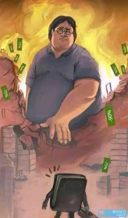 Steam Gabe Newell