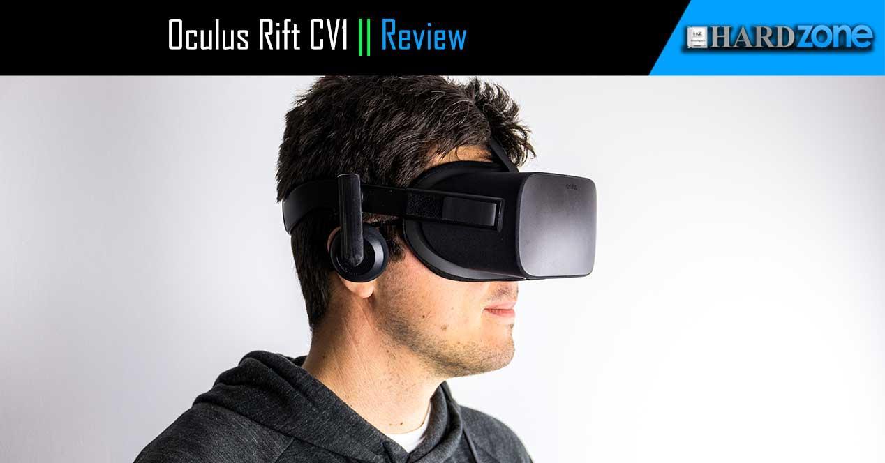 oculus rift cv1 review