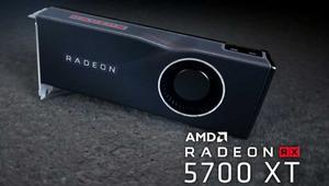 Las AMD Radeon RX 5700 personalizadas llegarían más tarde que las versiones de referencia