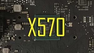 Prueban el ruido en una placa AMD X570: ¿a partir de qué temperatura se enciende el ventilador?