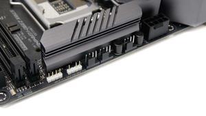 CPU_FAN, SYS_FAN, CHA_FAN: dónde conectar los ventiladores y bombas de tu refrigeración
