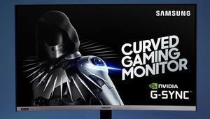 Samsung C27RG5: nuevo monitor gaming curvo de 27″ con 240 Hz y G-SYNC