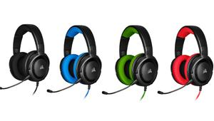 Corsair lanza sus nuevos auriculares gaming HS35 para PC, PS4, Xbox One y Switch