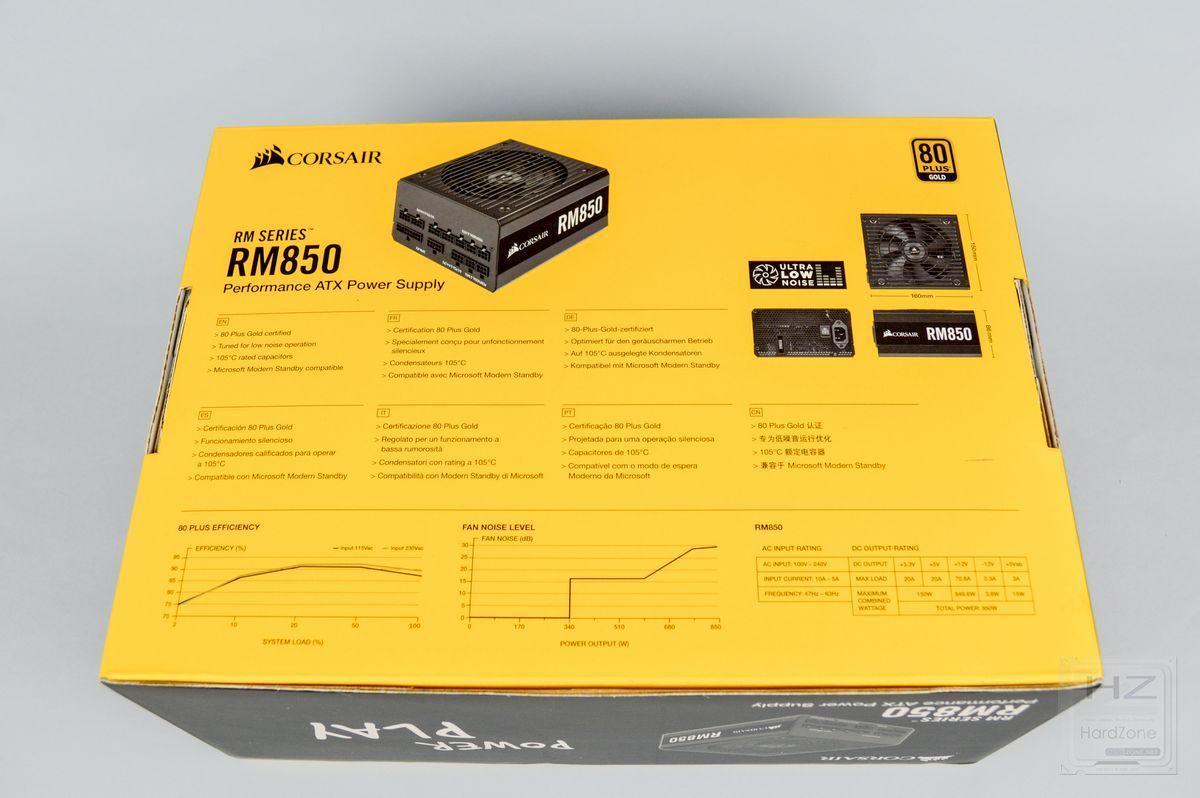 Corsair RM850 - Review 2