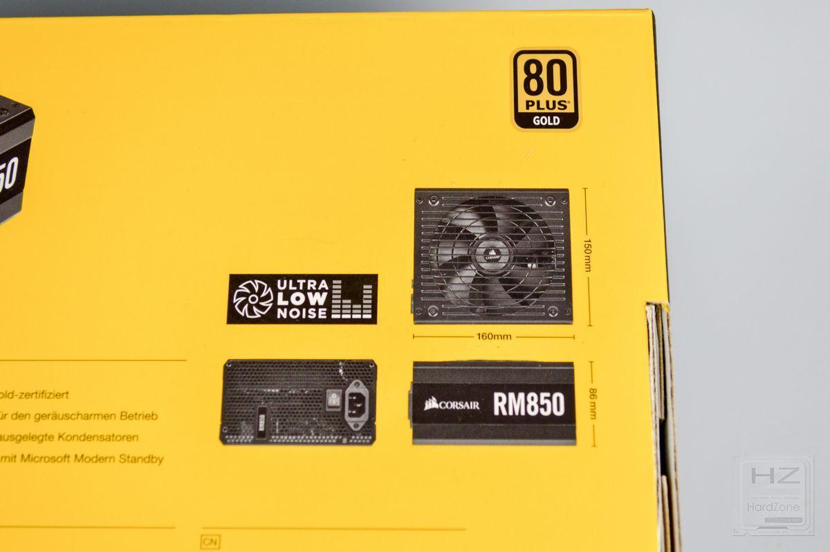 Corsair RM850 - Review 5