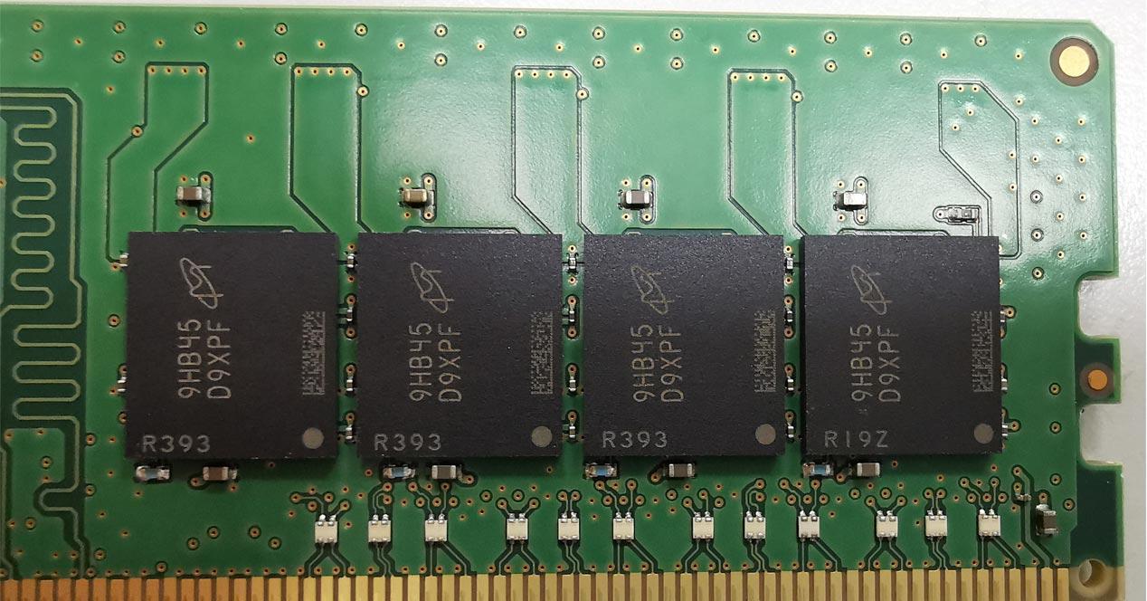 RAM DDR4 de 32 GB