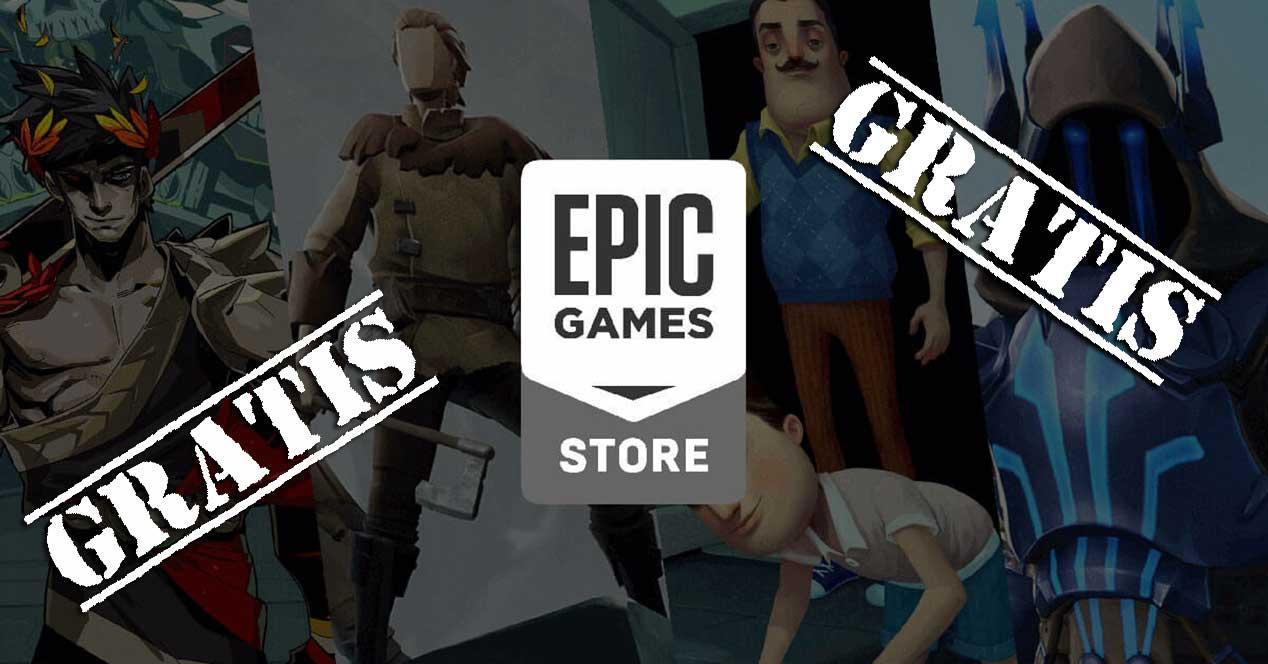Epic-Games-Store Gratis