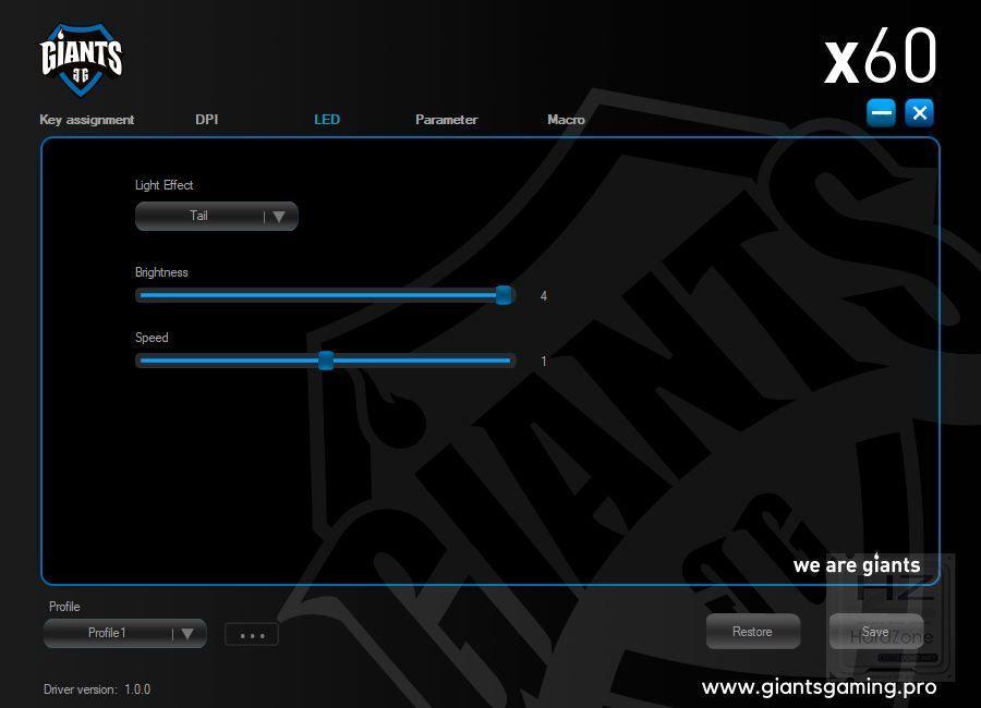 Giants Gear X60 - Review Pruebas 3