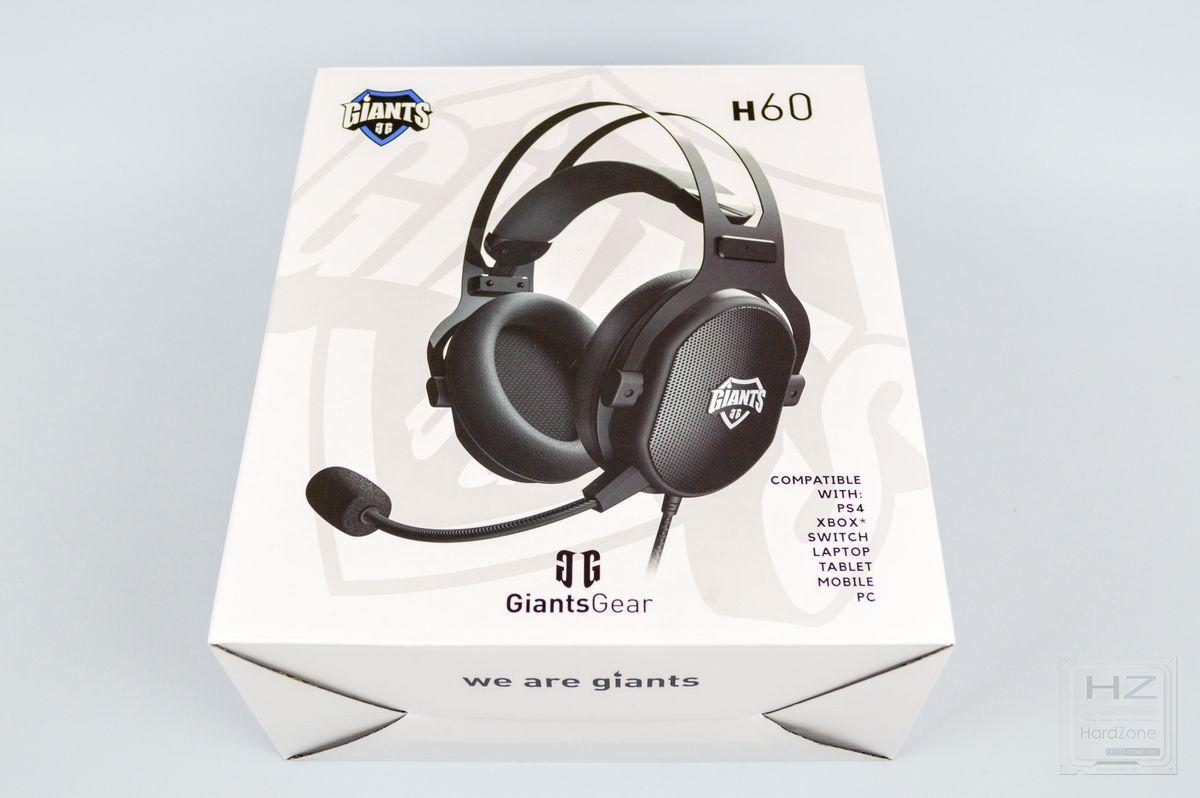 GiantsGear H60 - Review 1