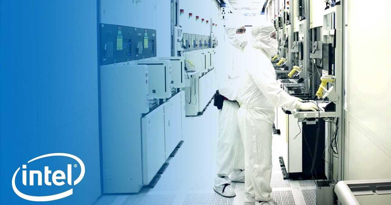 Intel-Oregon-Fab