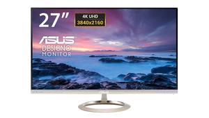 ASUS MX27UCS: nuevo monitor 4K de 10 bits con altavoces Bang & Olufsen