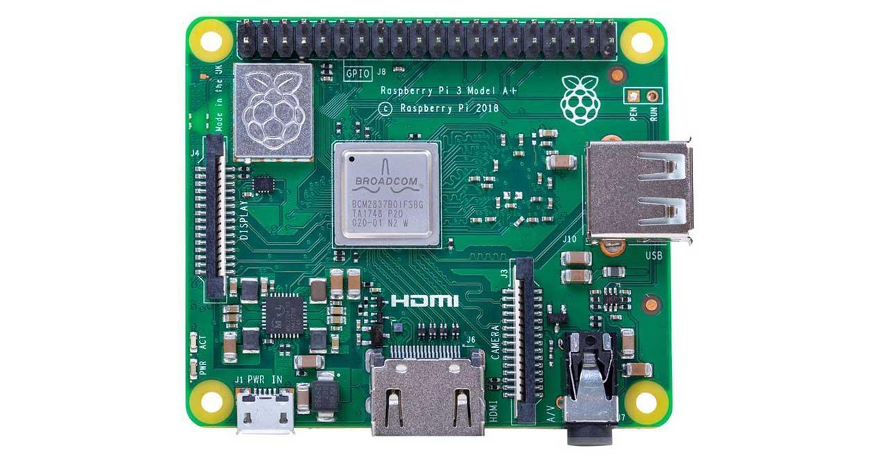 Raspberry-Pi-3-model-A+