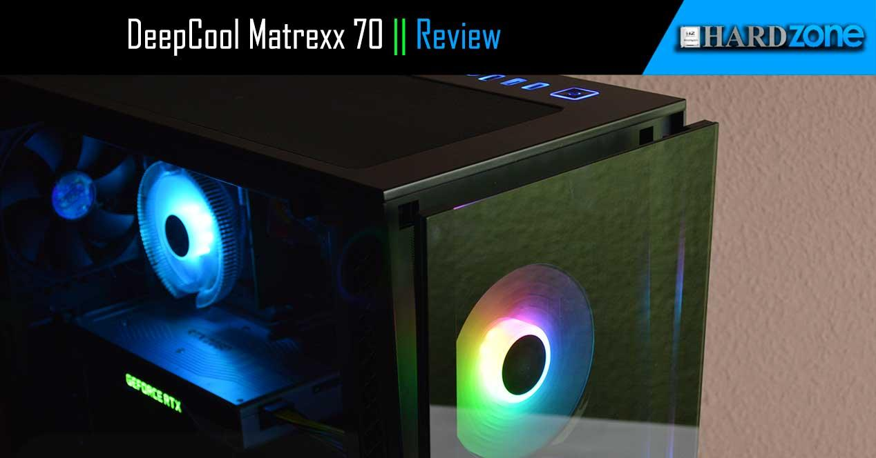 Review DeepCool Matrexx 70