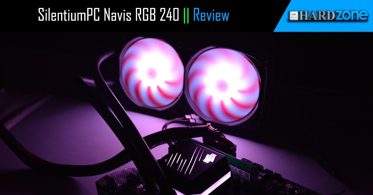 Review SilentiumPC Navis RGB 240