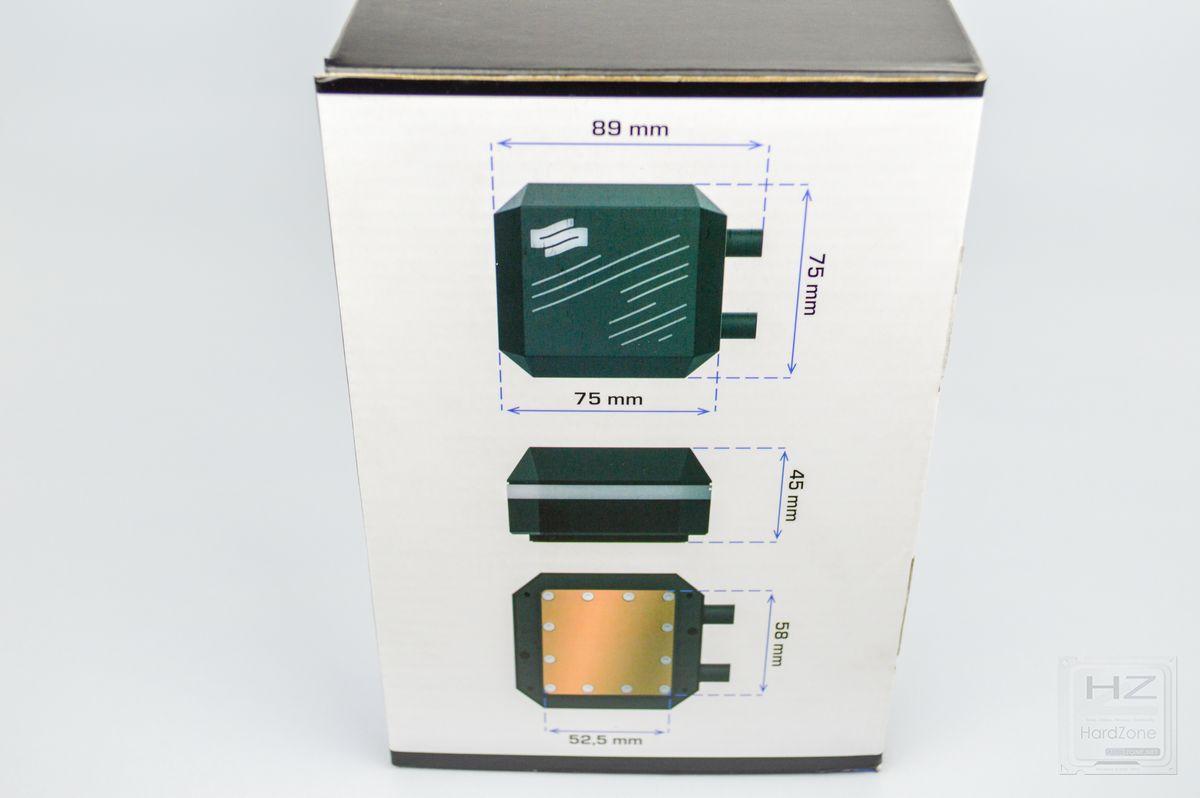 SilentiumPC Navis RGB 240 - Review 3