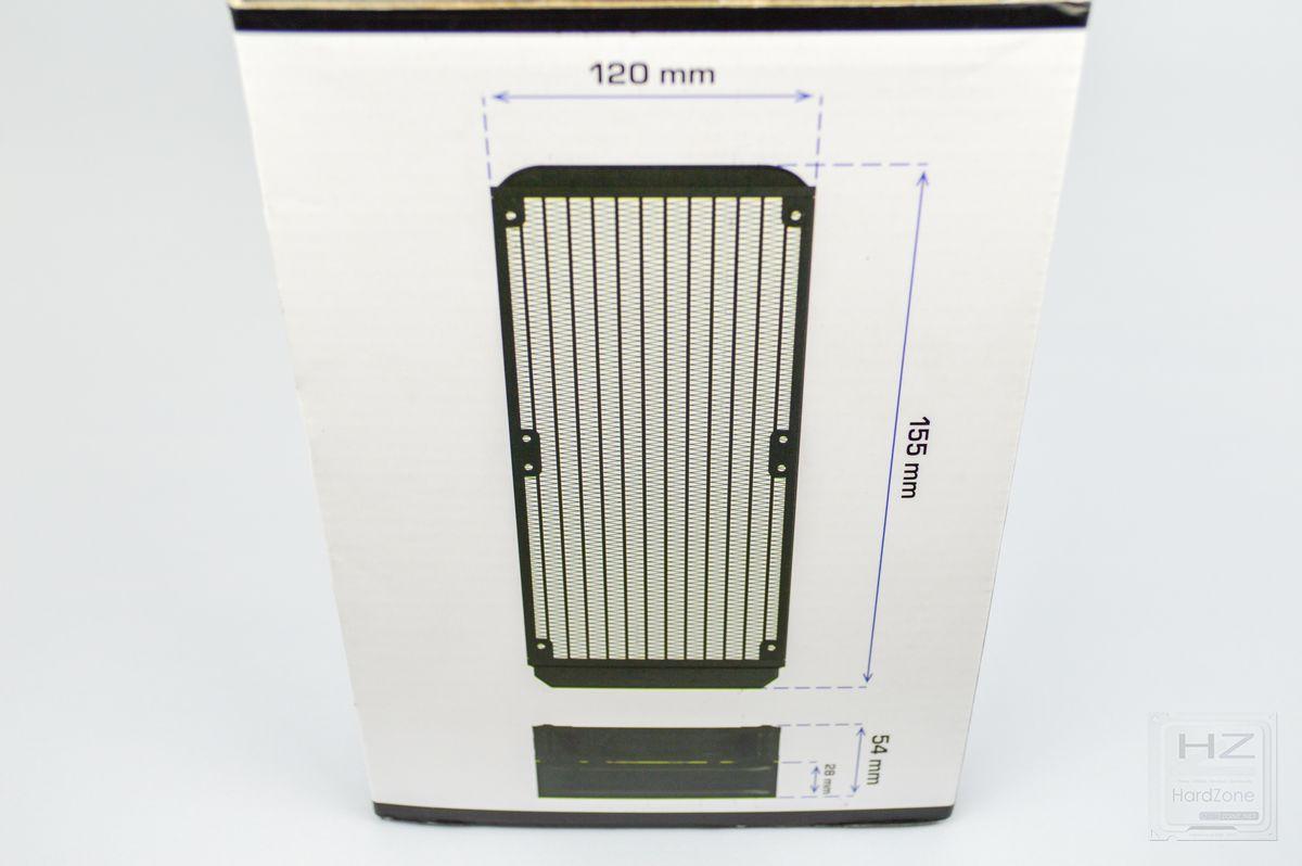 SilentiumPC Navis RGB 240 - Review 4