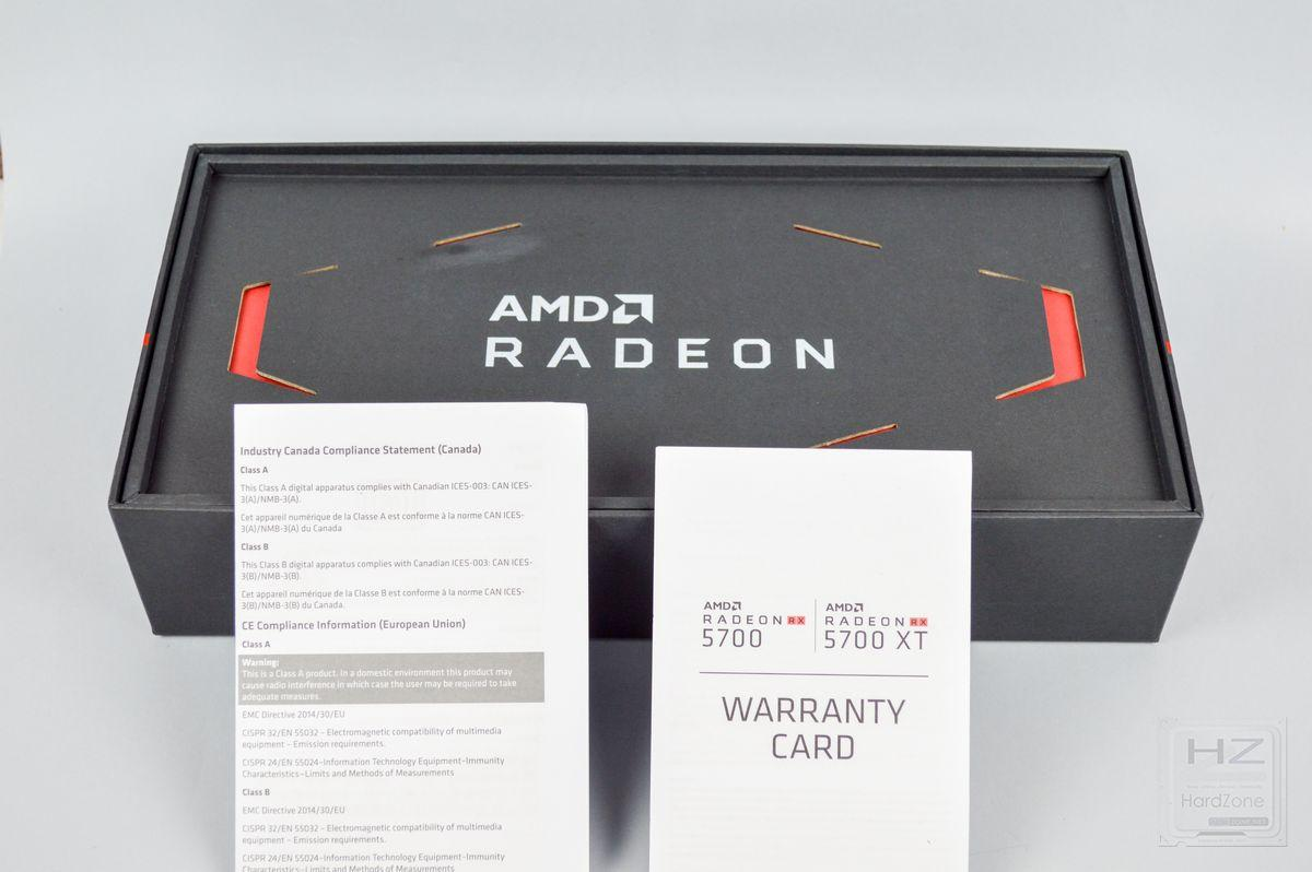 AMD Radeon RX 5700 - Review 3
