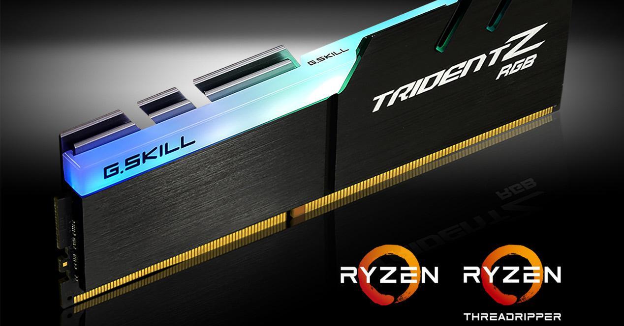 memoria RAM AMD Ryzen 3000