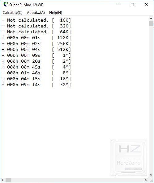 AMD Ryzen 3700X - Review Benchmark 13