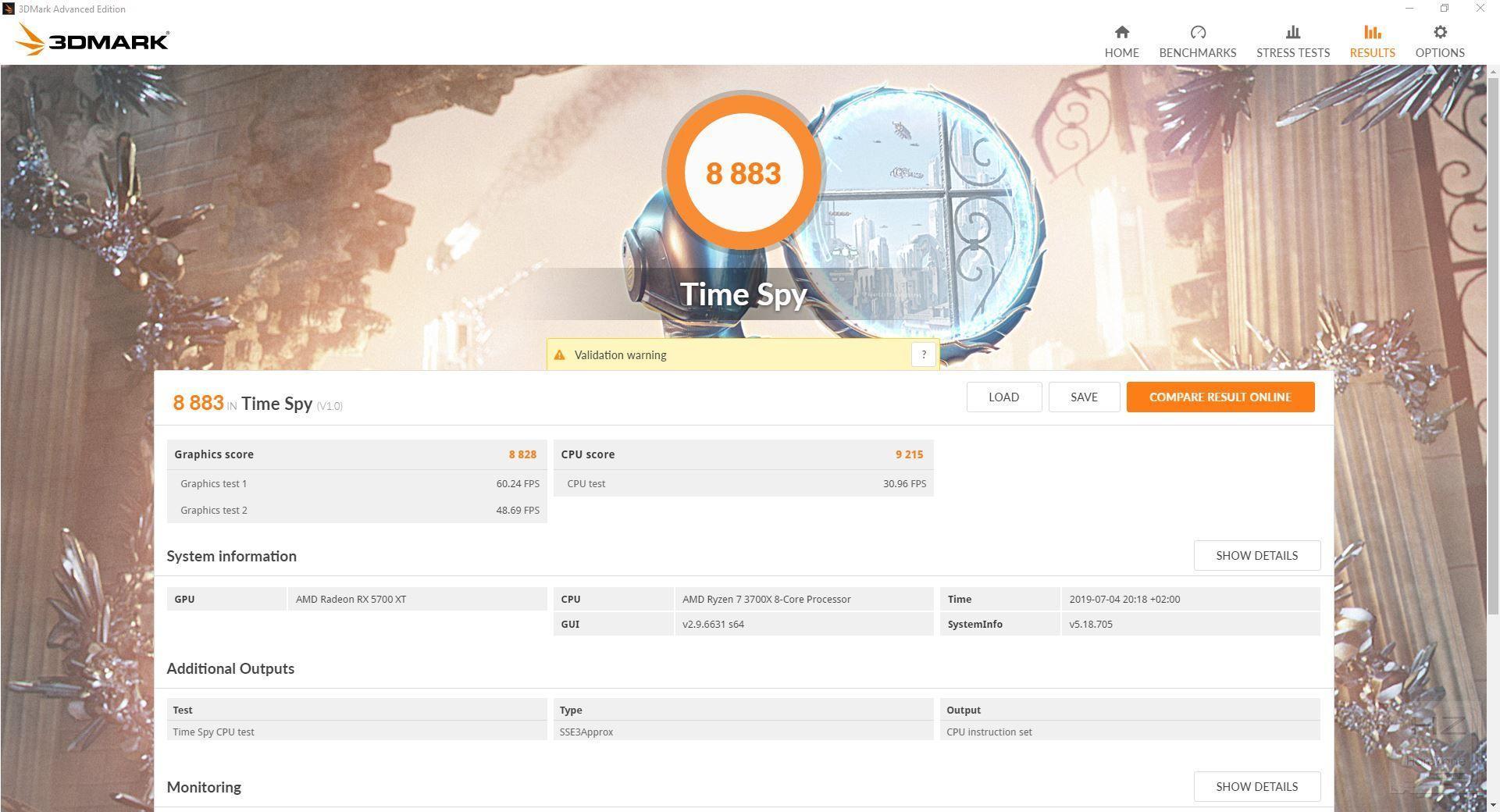 AMD Ryzen 3700X - Review Benchmark 17
