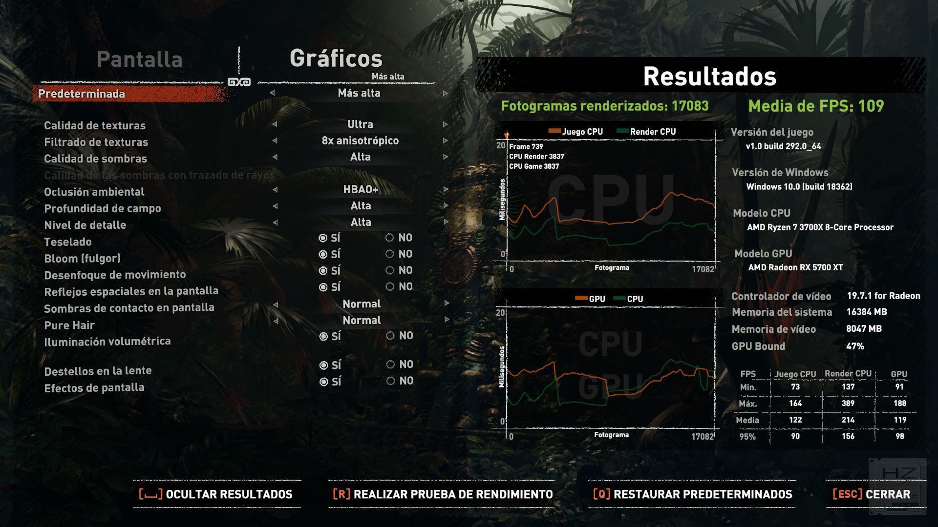 AMD Ryzen 3700X - Review Benchmark 22