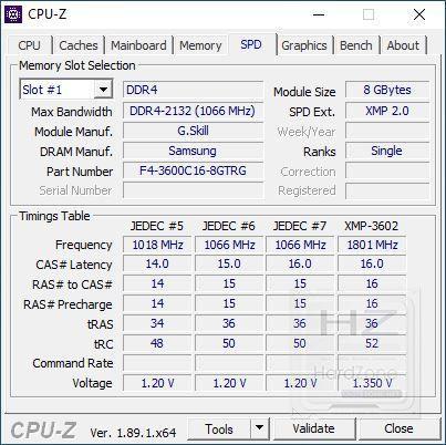 AMD Ryzen 3700X - Review Benchmark 5