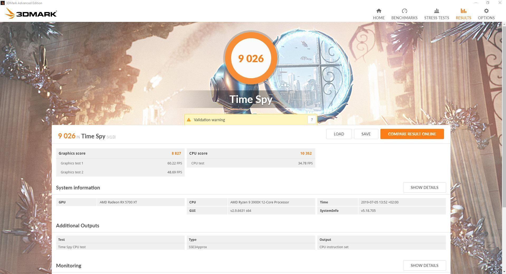 AMD Ryzen 3900X - Review Benchmark 14