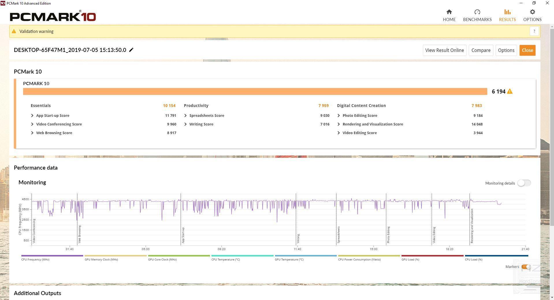 AMD Ryzen 3900X - Review Benchmark 16