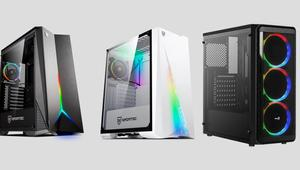 Nfortec y AeroCool presentan sus nuevas cajas baratas: Hyperion, Artemis y SI-5200 RGB