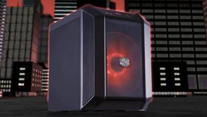 Cooler Master presenta su nueva caja mini ITX MasterCase H100 con ventilador de 200 mm