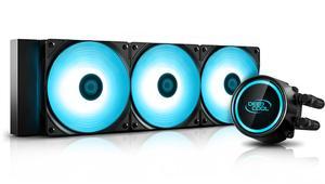 DEEPCOOL renueva su serie GAMMAXX, añadiendo un modelo con radiador de 360 mm
